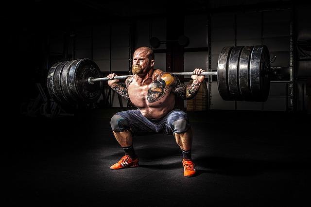 spēka treniņi