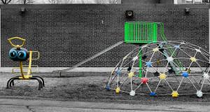 bērnu spēlēšanās