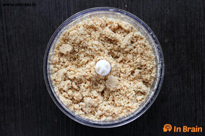 zemesriekstu sviests