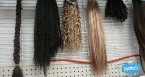 sintētiskie mati