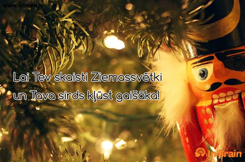 ziemassvētku kartiņa