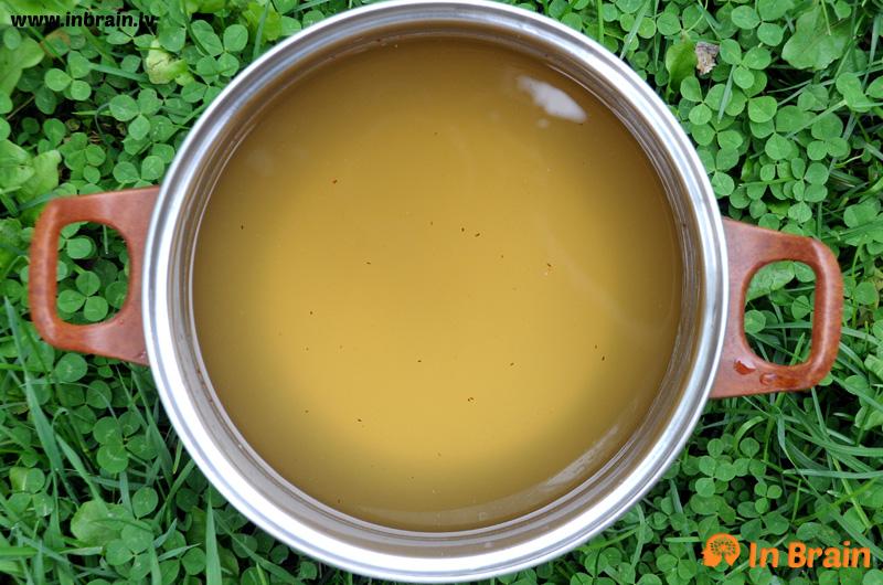 cidoniju sīrups