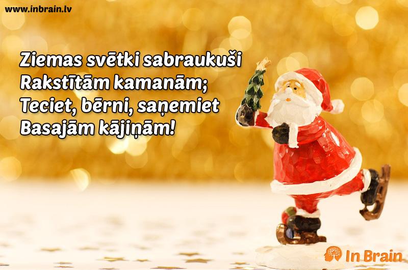 ziemassvētku tautasdziesmas